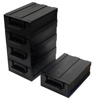 Антистатический контейнер DOKA-A012  для компонентов